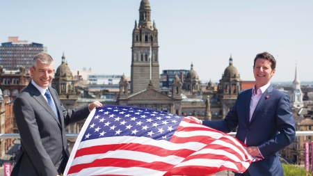 Glasgow Chamber of Commerce buddies up with New York City counterpart