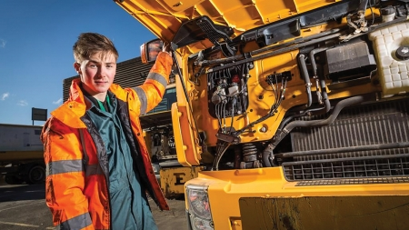 Building a better future with Foundation Apprenticeships