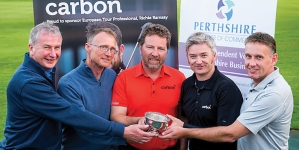 Perthshire Chamber Gleneagles Golf Day Success
