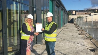 Water's Edge developer Tayforth Properties Ltd. becomes the 550th member of DACC