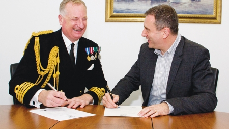 Aberdeen & Grampian Chamber pledges Armed Forces support