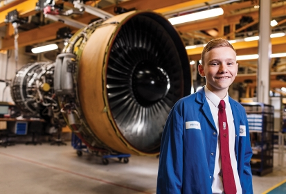 Apprenticeship boost for Scottish economy