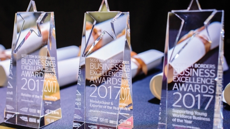 2017 Scottish Borders Business Excellence Awards