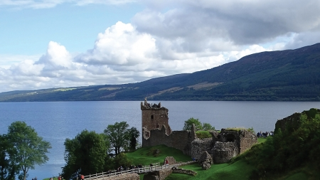 TV white space brings connectivity to local communities around Loch Ness