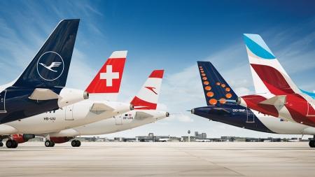 The Lufthansa Group in Scotland.