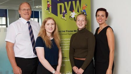 DYW Inverness: Boosting skills and confidence
