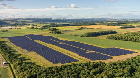 Scotland a 'world leader for renewables' in 2017