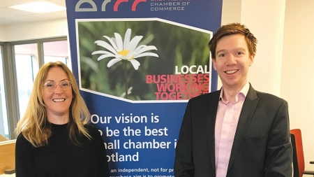 East Renfrewshire Business development opportunities have been put in place