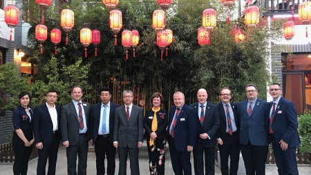 Expanding Scottish business opportunities in China