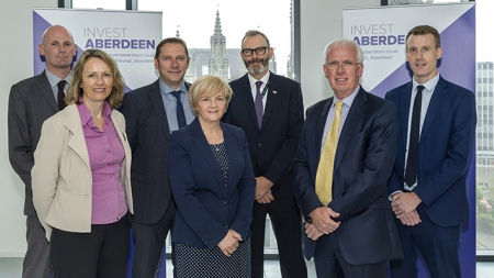 New Inward Investment Hub for Aberdeen City Region