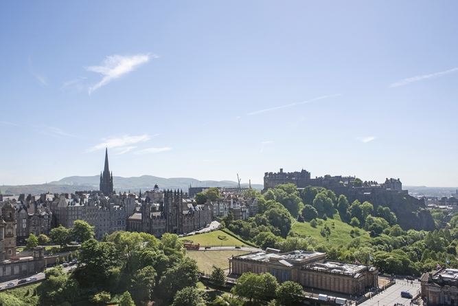 New City Deal for Edinburgh and South East Scotland