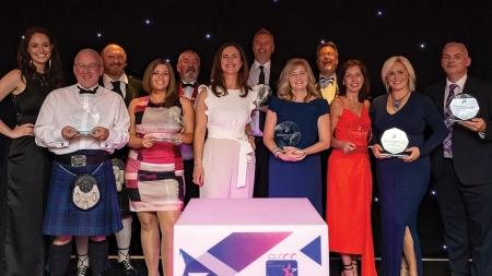 East Renfrewshire Business Awards 2018  – Winners Announced