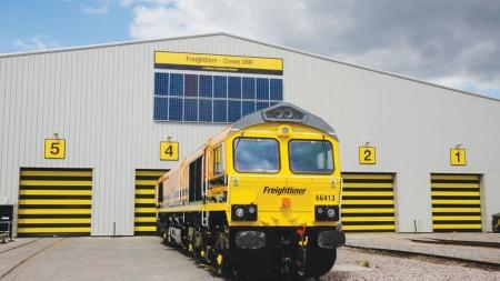 Award Winning Rail Freight Provider