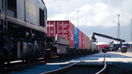 Using Rail to Support Your Supply Chain