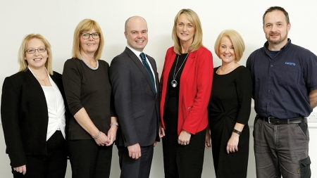Award winning business property in Central Scotland