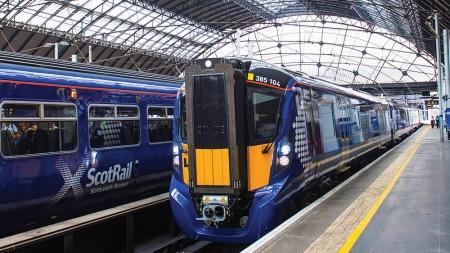 ScotRail ushers in sleek new era
