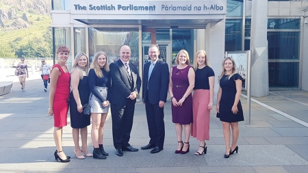 Inverness Chamber Chief Executive Calls for Closer Ties Between Parliament and Business