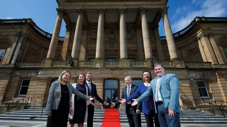 New training scheme will help Paisley welcome the world