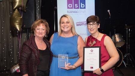 Association of Scottish Businesswomen Awards winners