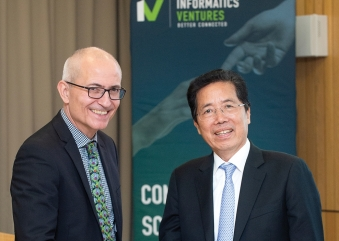 Huawei reaffirms ongoing research partnership with the University of Edinburgh