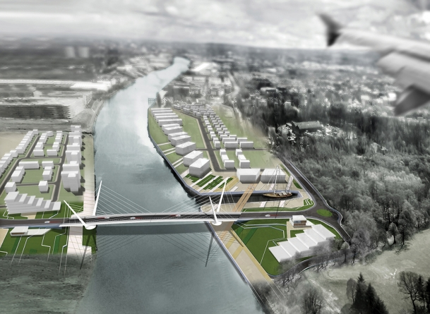 Go ahead for new bridge to transform Clyde Waterfront