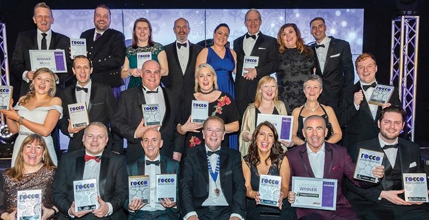 Record Success at ROCCO Awards 2018
