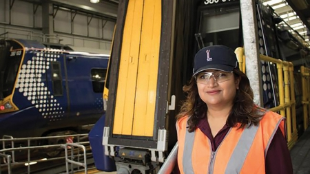 ScotRail appoints first female Engineering Director