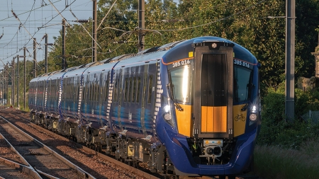 ScotRail exceeding ambitious environmental targets