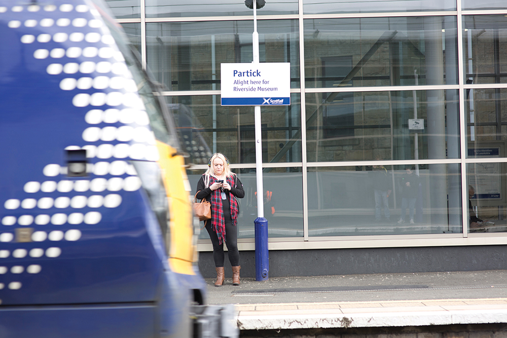 ScotRail stations on the up | Business Scotland Magazine