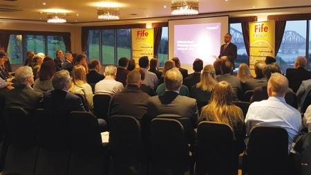 Chamber 2019 events showcase Fife's ambition and success