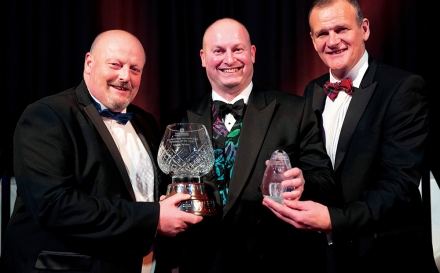 Water company showered with praise as it secures Perthshire's top business accolade