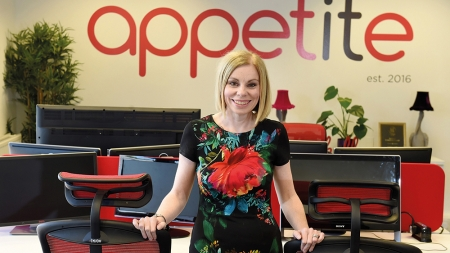 Women in Business: Appetite for Business